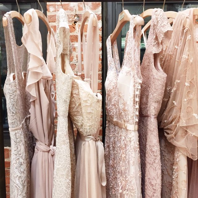 BHLDN Spring 2015, Anthropologie Showroom NYC