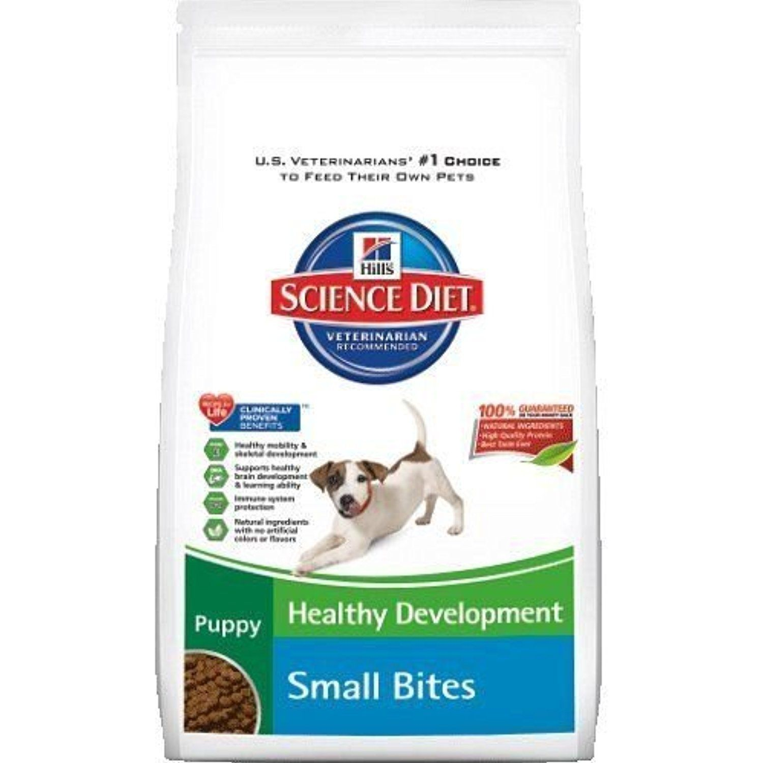 Hill's Science Diet Puppy Healthy Development Small Bites
