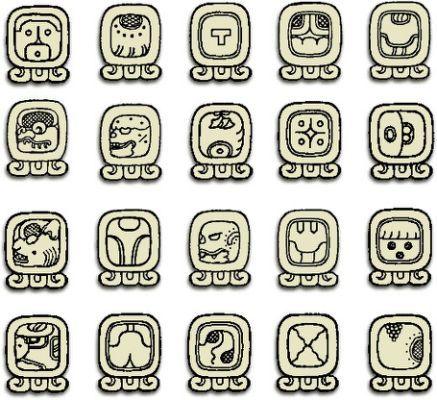 Mayan Symbols Mayan Symbols Pinterest Mayan Symbols Symbols