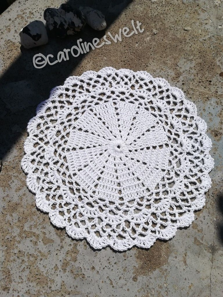 Free Crochet Pattern Deniz Padroes De Croche 10