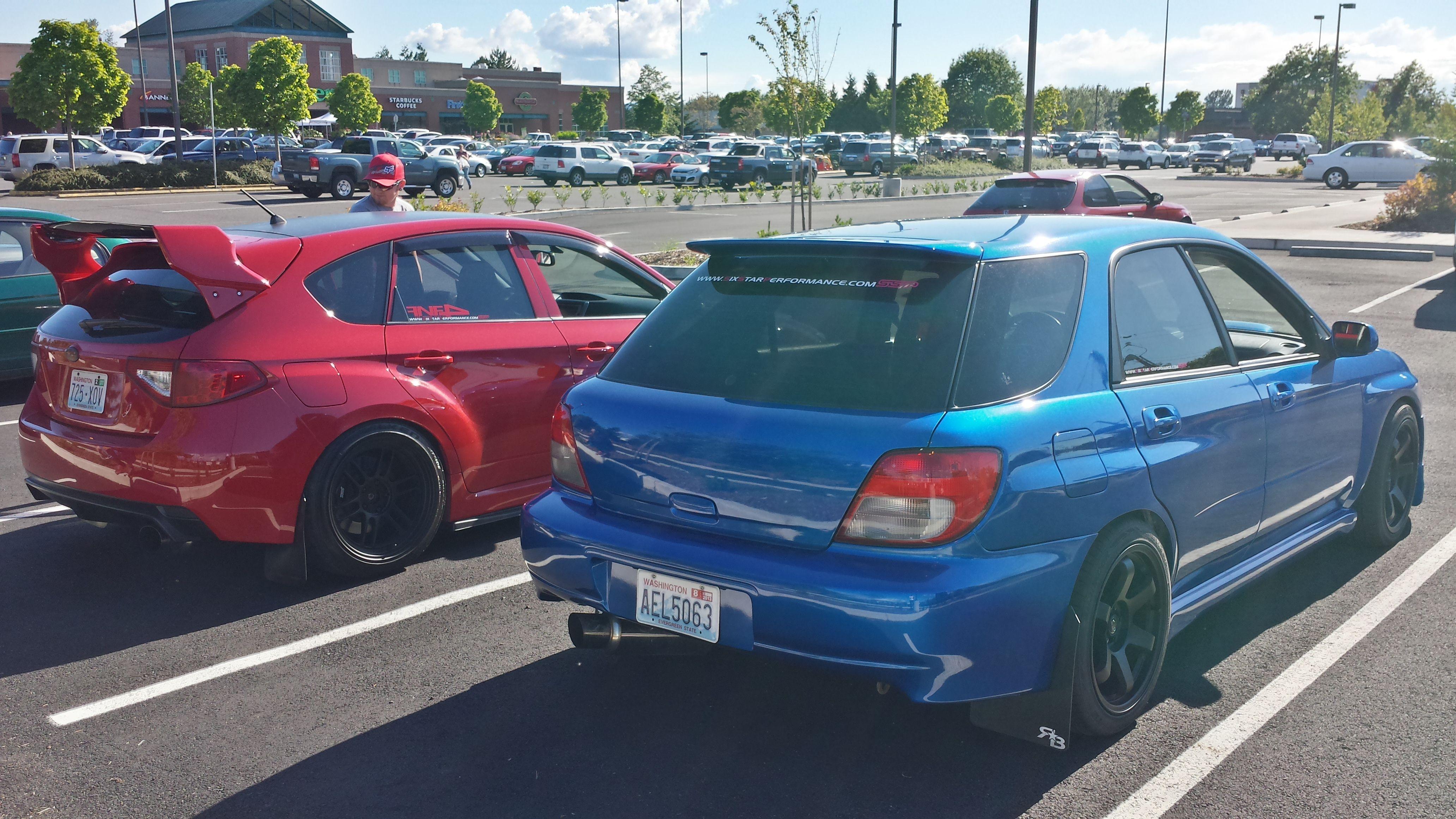 My WRX widebody wagon! | WRX | Wrx wagon, Subaru wagon, Subaru wrx wagon