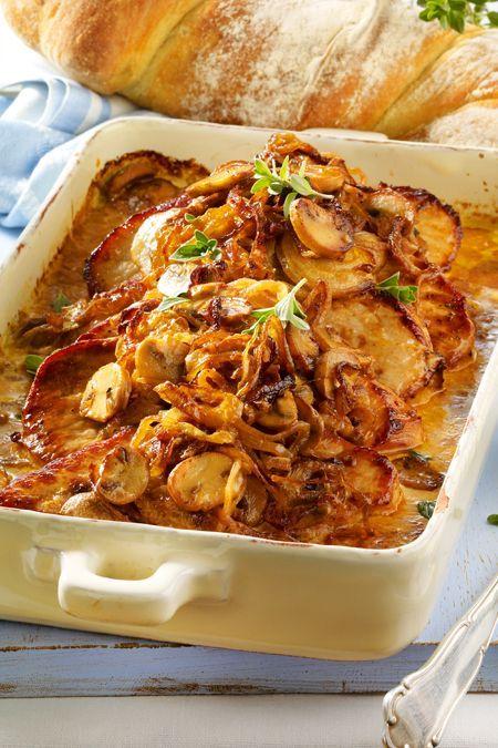 Photo of Onion Cream Schnitzel Recipe | DELICIOUS
