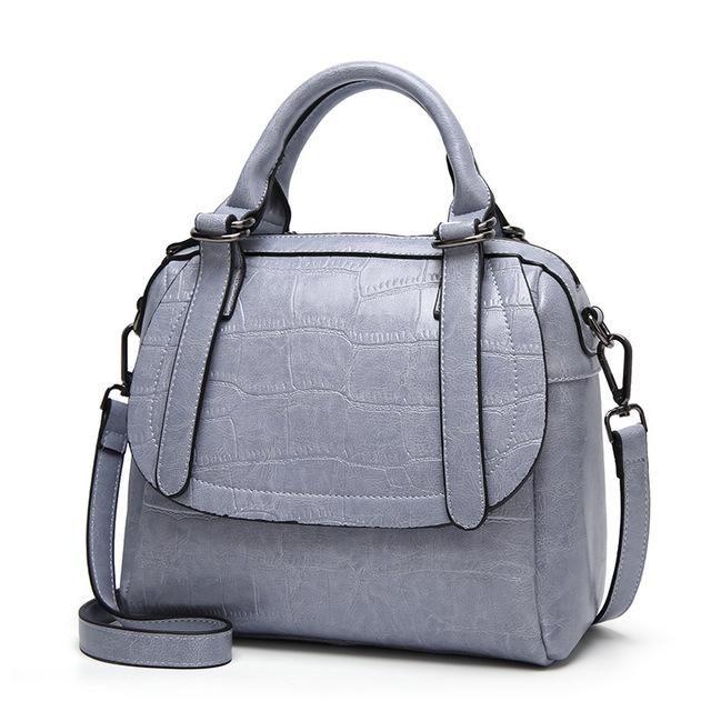 2018 luxury handbags women bags designer PU leather OL office work bag  ladies patchwork hand bags famous brands female big tote c17822b531