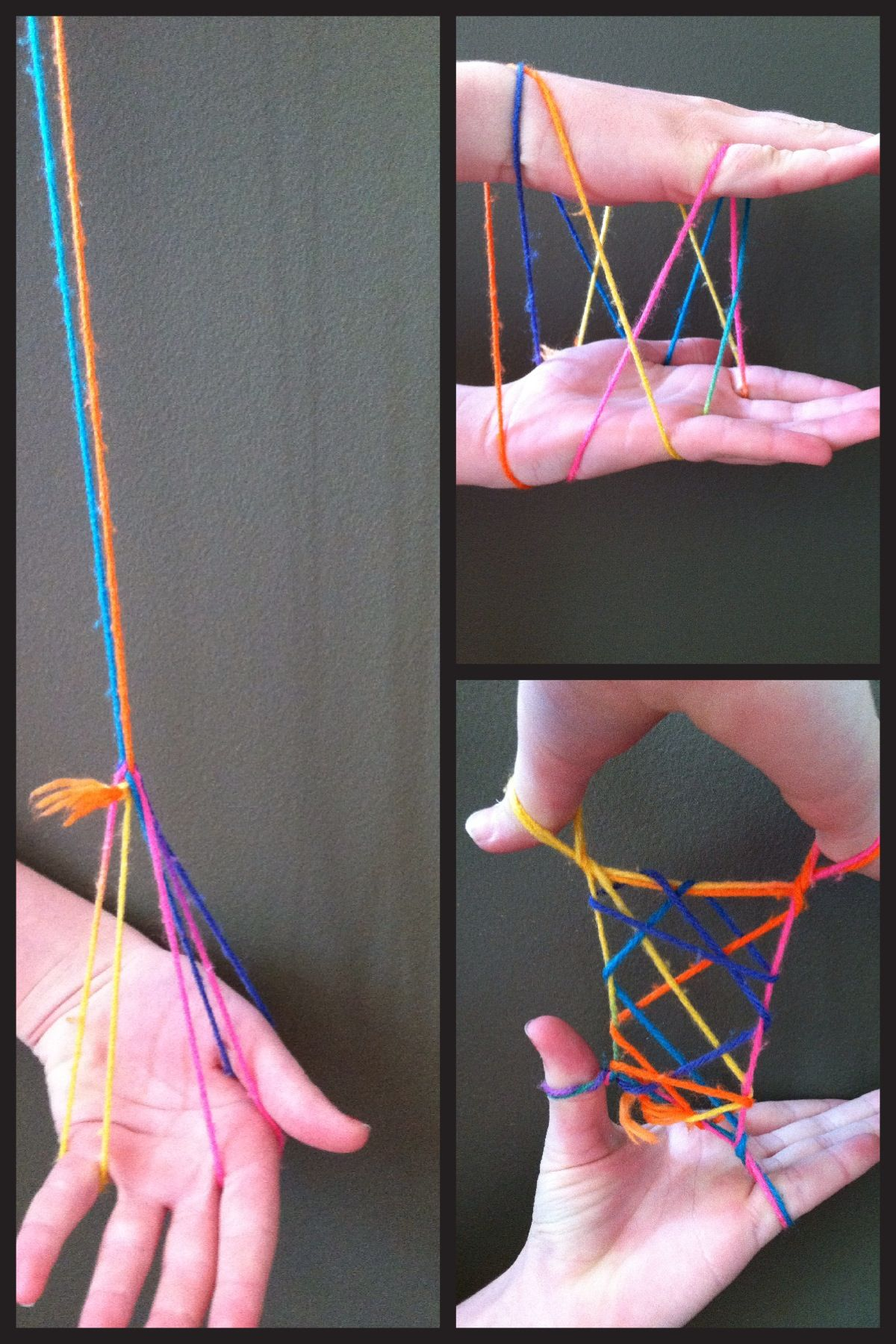 Pin on String figures