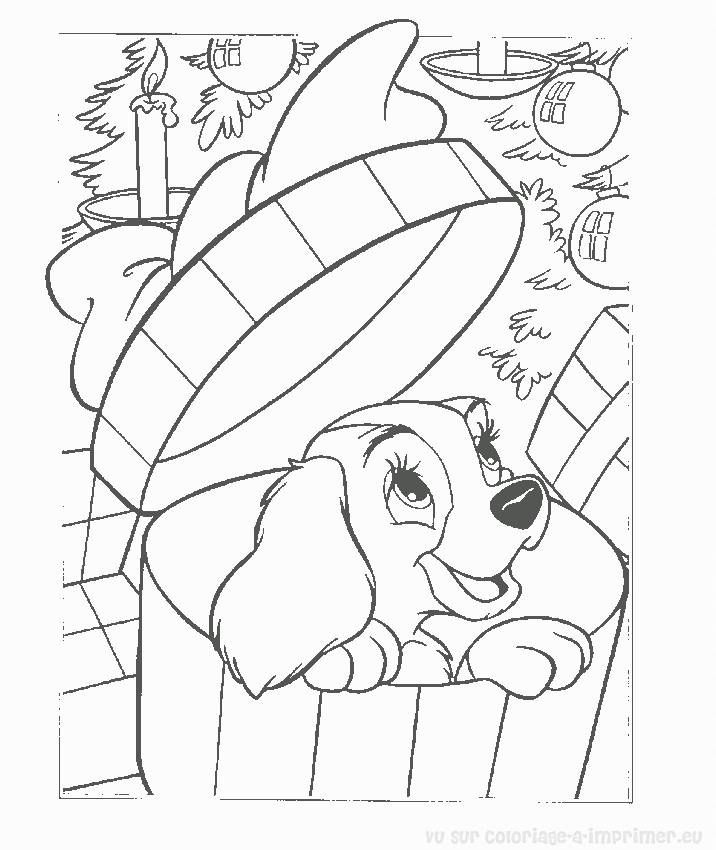 Lady & the tramp Cool coloring pages, Disney coloring
