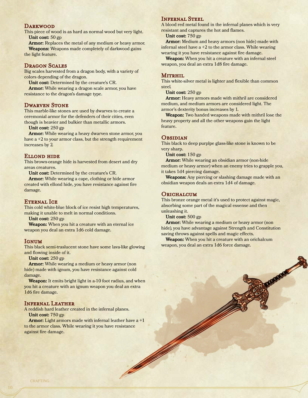 Dnd 5e Homebrew Wilderness Surivival Guide Excerpts Collecting Dnd 5e Homebrew Dnd Dungeons And Dragons Homebrew