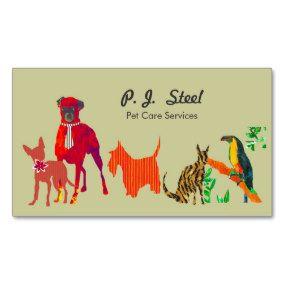 画像 こんなの持ってみたい!可愛いデザインの名刺・カード【女性向け】 NAVER まとめ ペットケア