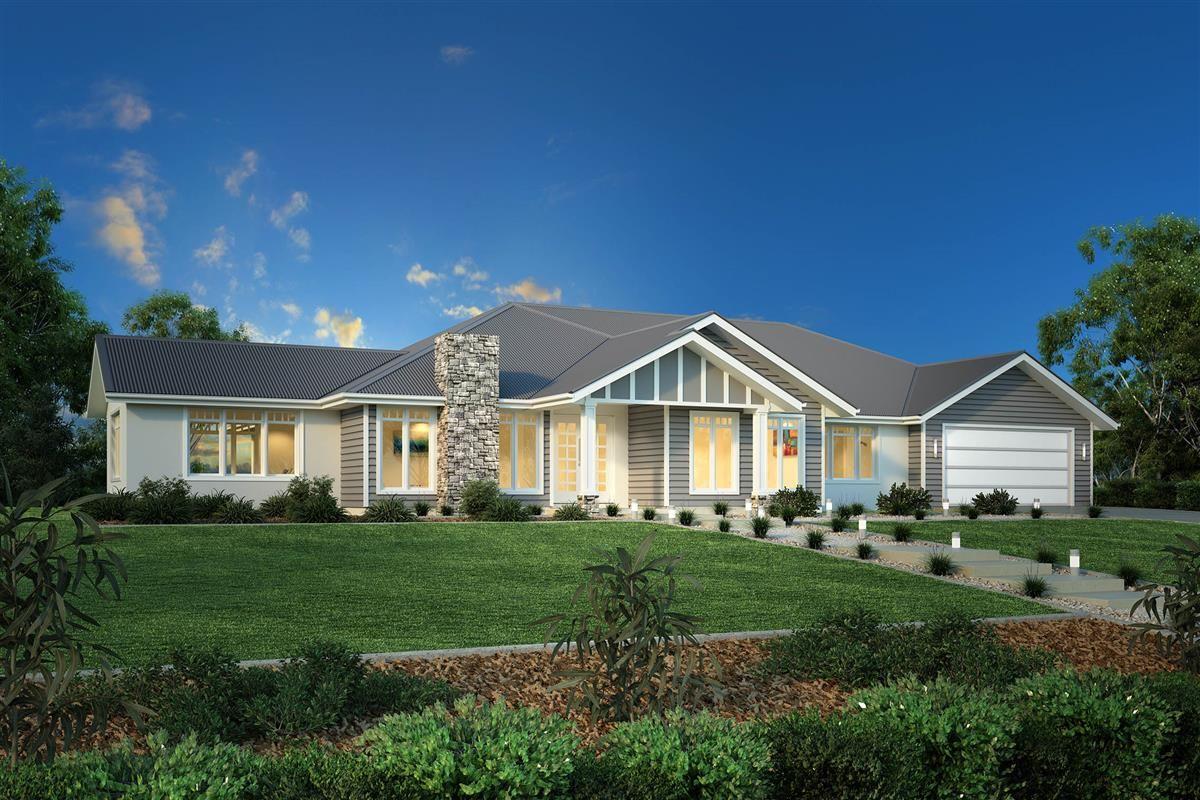 Image Result For Hamptons Single Story Facade Home Bungalow Exterior Hamptons House House Design