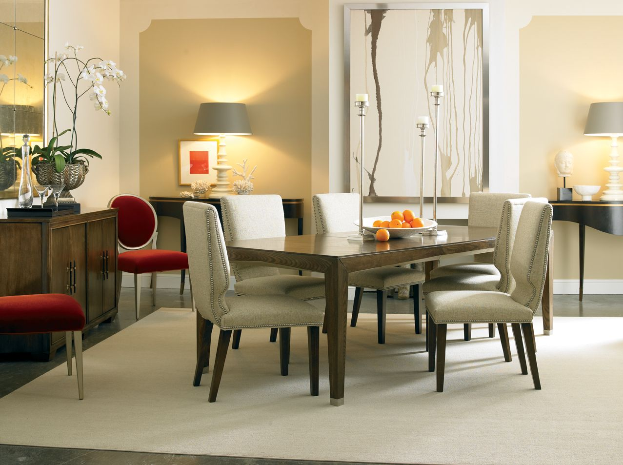 Add An Accent With Dining Room Chairs In Milwaukee