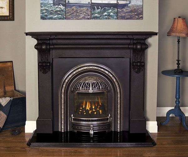 Windsor Arch with Fires of Tradition Perth Mantel - FAVORITE! for ...