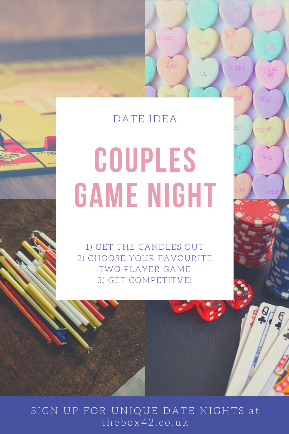 Date Night Ideas Couples Games Nights in 2020 Couples