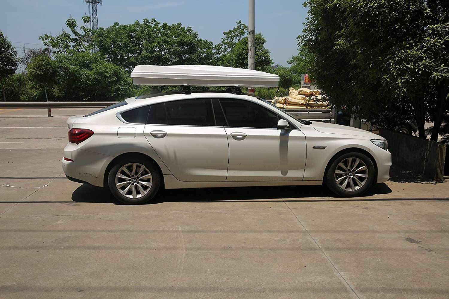 DANCHEL OUTDOOR Hard Shell Rooftop Tent for Cars Roof