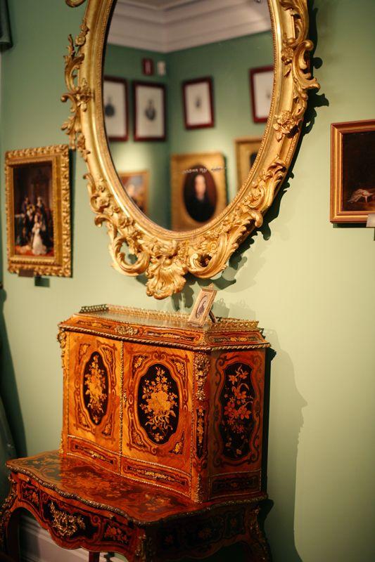 Museo Del Romanticismo Madrid.Museo Del Romanticismo Madrid Spanish Antique Style Myo