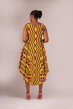 NEW IN Rutendo African print kente dress