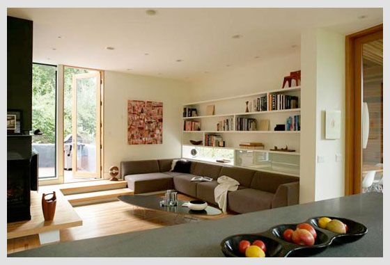 Modern Home Skylab Design House Interior Contemporary House House