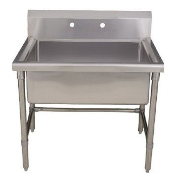whitehaus stainless steel utility sinkdog washing area Barn Space