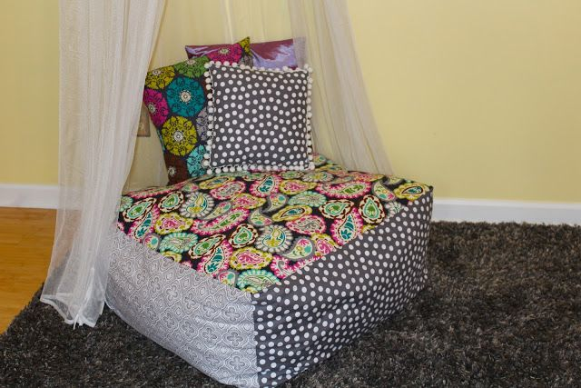 Magnificent Antsi Pants Square Bean Bag Chair Diy Sewing Projects Bralicious Painted Fabric Chair Ideas Braliciousco