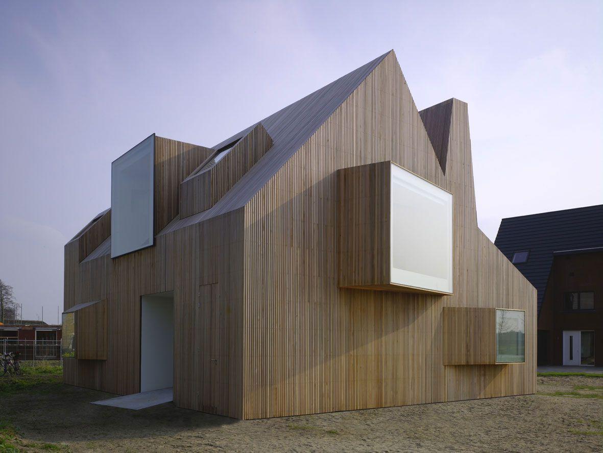 Bildergebnis Fur Dachgaube Modern Dach Pinterest Architektur
