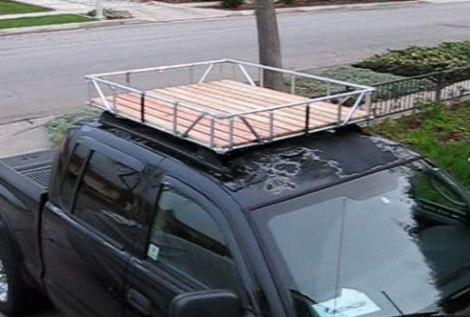 No Weld Truck Roof Rack Truck Roof Rack And Roof Rack
