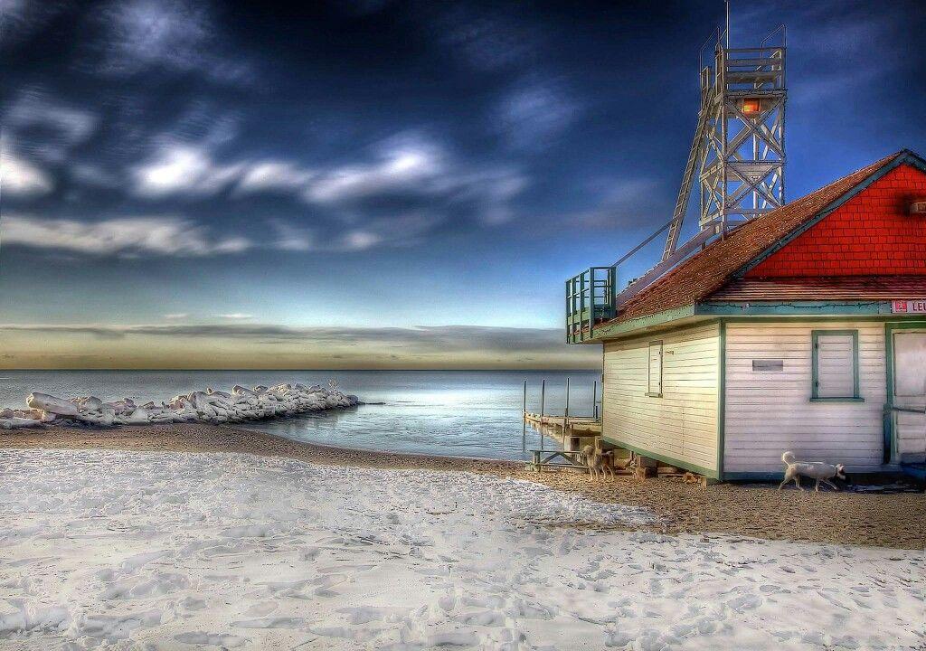 Beaches Leuty Lifeguard Station Old toronto, Beach, Kew