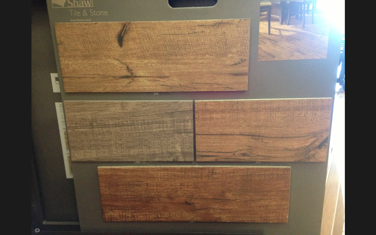 Shaw Fired Hickory Tile Kitchen In 2019 Tiles
