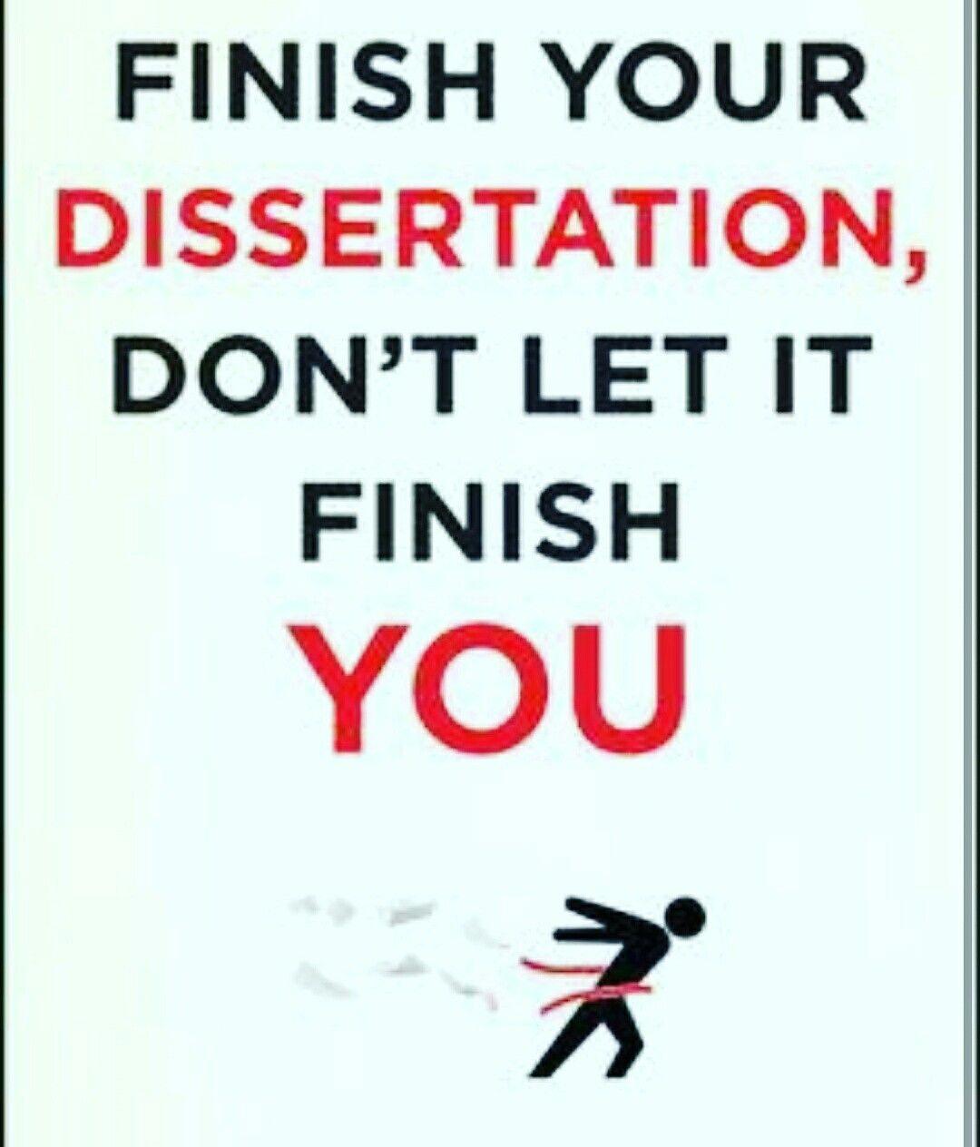 dissertation survival