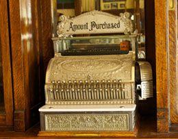 Antique Cash Registers - Vintage Cash Registers