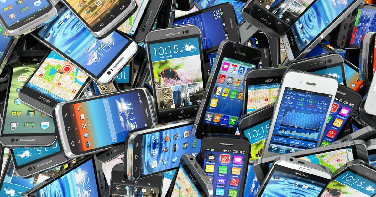 How To Reuse Or Recycle Your Old Phone Or Tablet Mit Bildern Smartphone Bestes Handy Handys