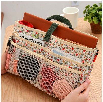 Daily Purse Organizer (With images)   Purse organization ...