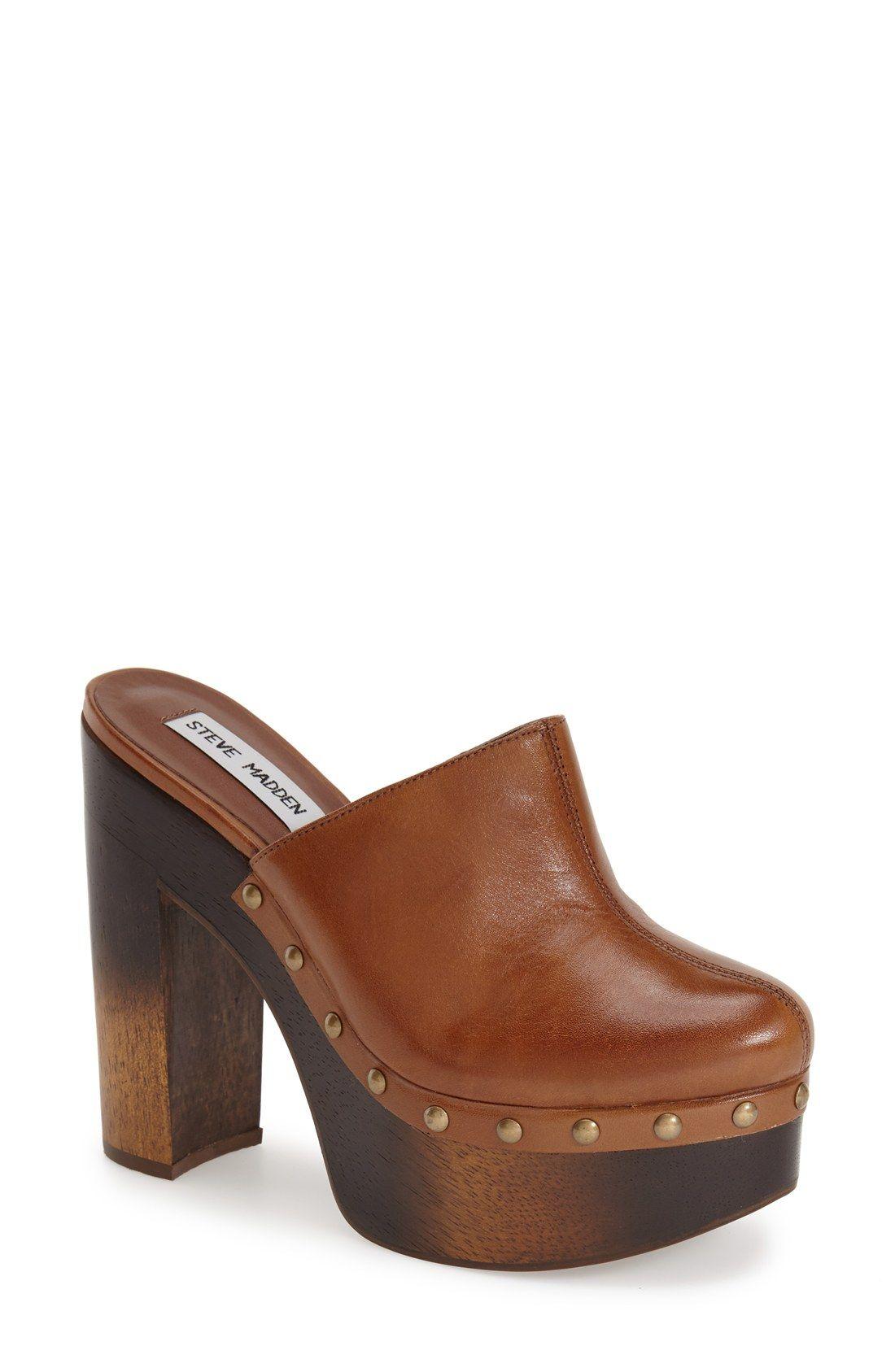 Extraordinario segundo participar  Steve Madden 'Luhna' Clog (Women | Zapatos zuecos, Botas zapatos y Zapatos  mujer