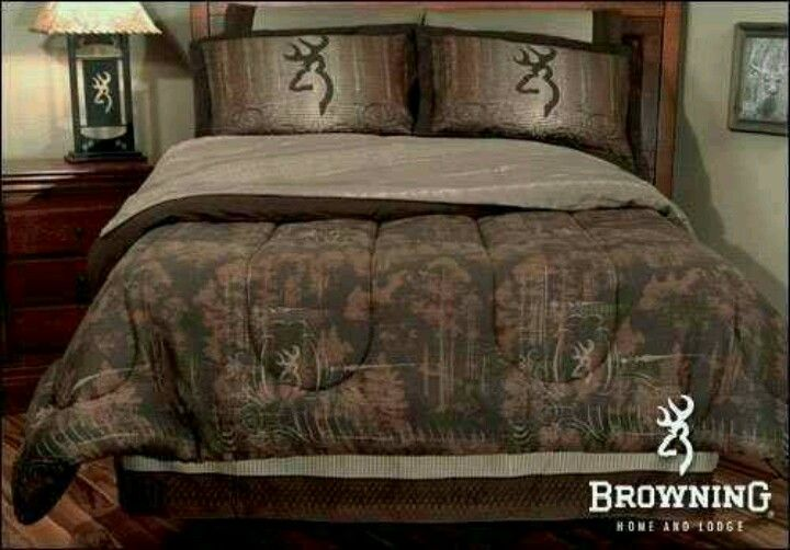 Browning Camo 2 Bed Spreads Bedroom Sets Country Bedding