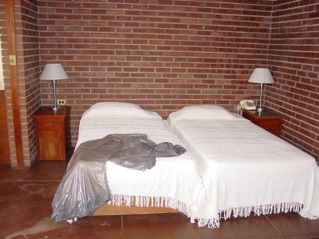 Master Bedroom   Affleck House / Bloomfield Hills, Michigan / 1940 /  Usonian / Frank