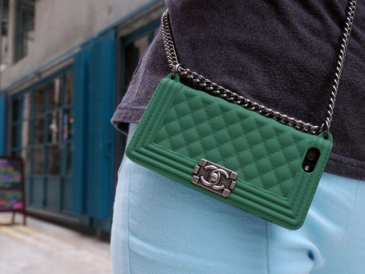 7aac2f0fa24b Chanel Boy Handbag Style IPhone phone case sold by Fabuluxegoods on Storenvy