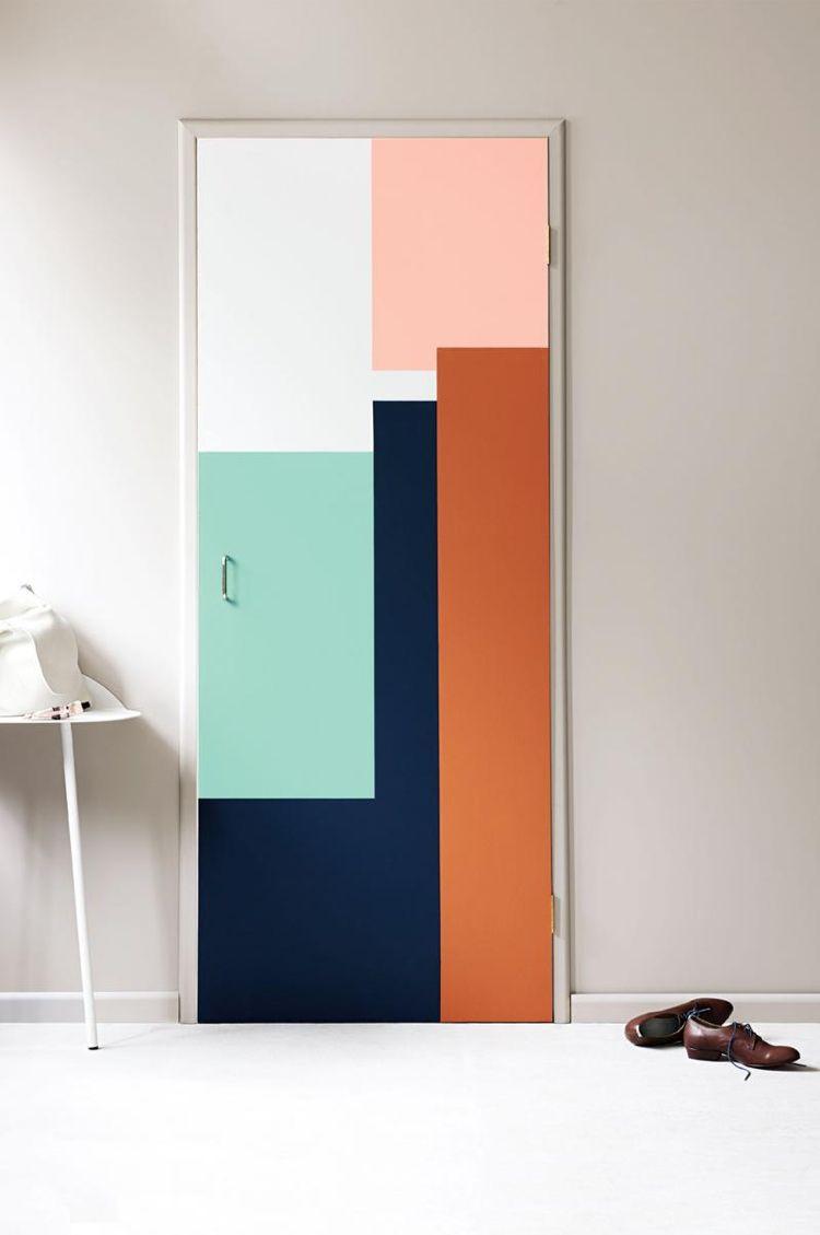 Alte Türen verschönern – 20 Tipps & Tricks zu Innentüren umgestalten