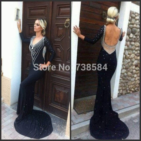 Find More Evening Dresses Information About Free Shipping Long