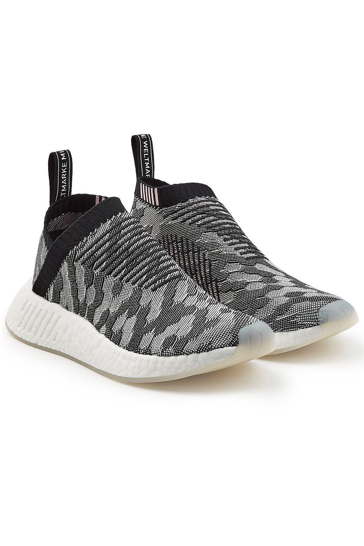 Shop adidas Originals Mens Crazy BYW Basketball Shoes Knit