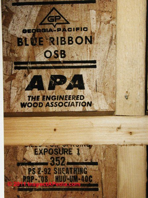 OSB Sheathing118 DJFs 480x640 Mdo Plywood Laminated Veneer Lumber