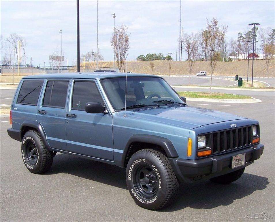 1998 Jeep Cherokee 1OWNER 141K SPORT 4X4 4.0L HO INLINE