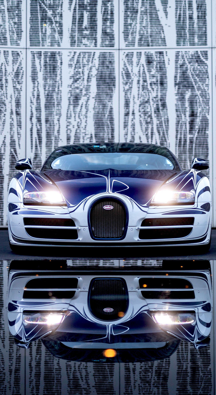 1440x2630 Bugatti Veyron Grand Sport Roadster Front Luxury Car Wallpaper Bugatti Veyron Veyron Cars Bugatti Veyron