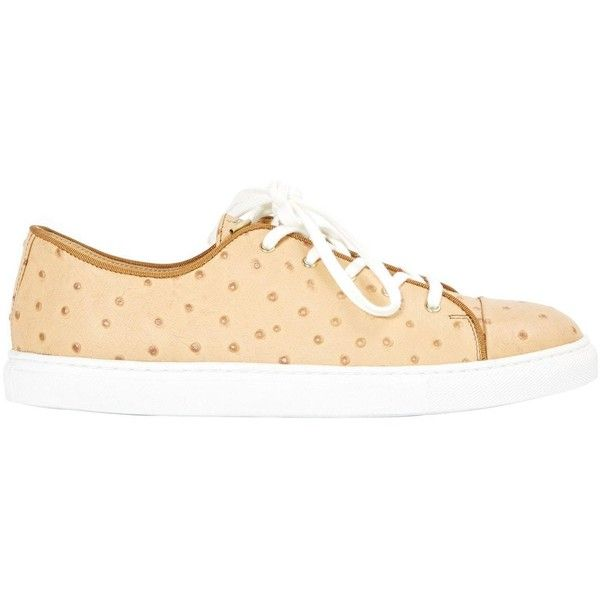 Pre-owned - Ostrich trainers Charlotte Olympia xmNLBTy