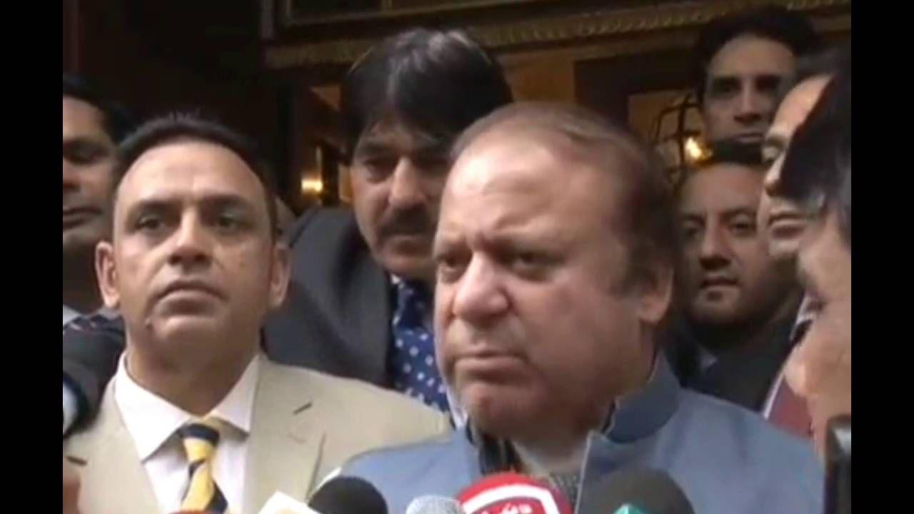 Watch Nawaz Sharif media talk 22 may 2016