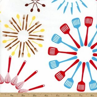 Happy Home Cotton Fabric - Fiesta APP-12101-194