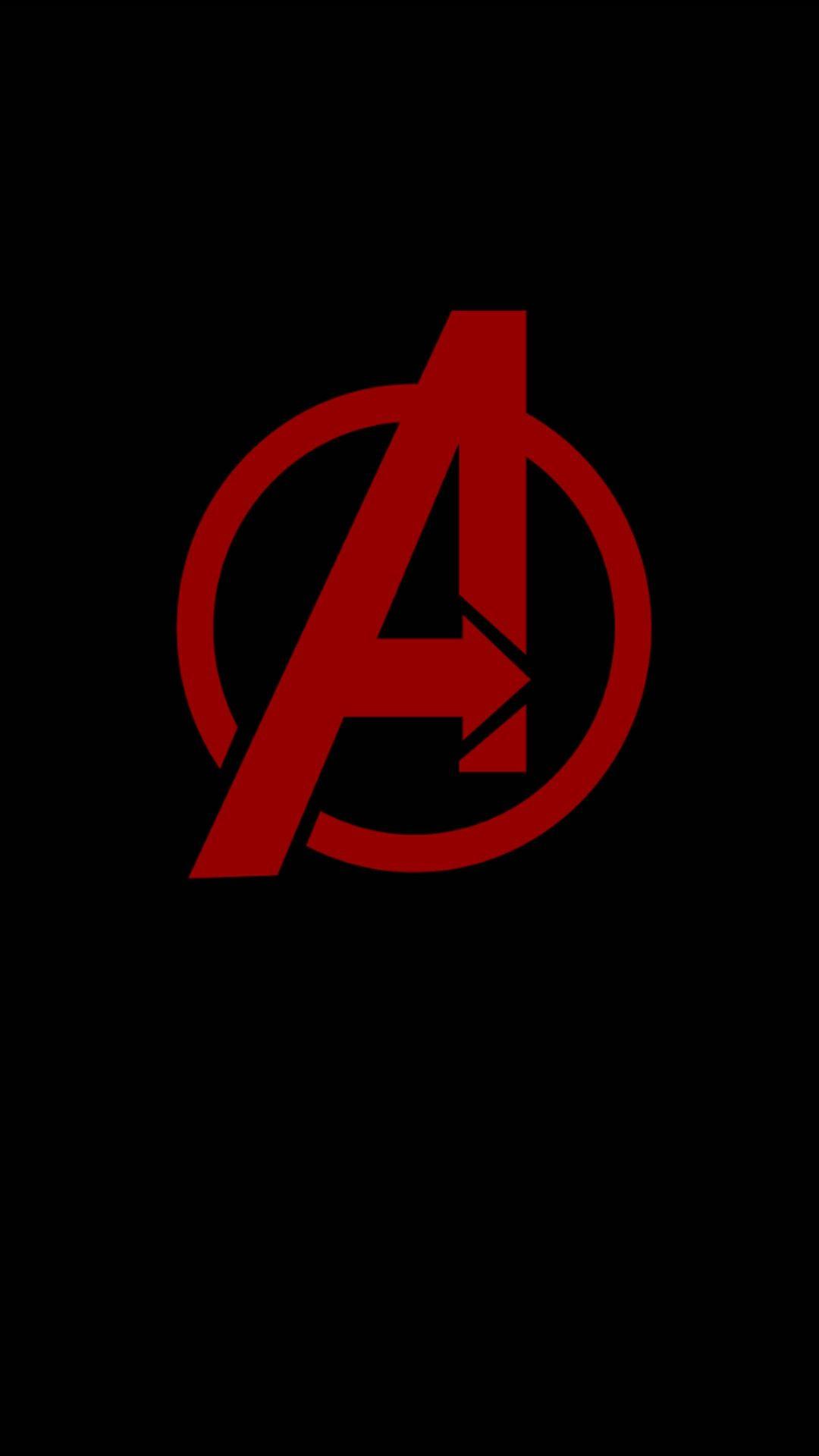 Pin By Christina Eiler On Marvel Avengers Wallpaper Logo Wallpaper Hd Avengers Logo