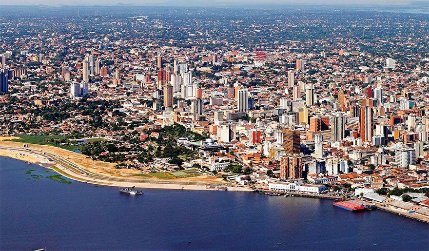 Asuncion Paraguay Countries To Visit Tourist Destinations City Photo