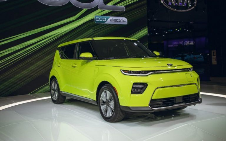 2020 Kia Soul Ev Changes Spy Shots Release Date Price Kia Soul Kia Drowsy Driving