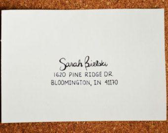 Pin By Julie Burkhardt On I M Getting Married Addressing Envelopes Fancy Envelopes Handmade Craft Cards