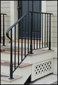 WashingtonStSideRailing.jpg | Steps and Staircases | Pinterest ...