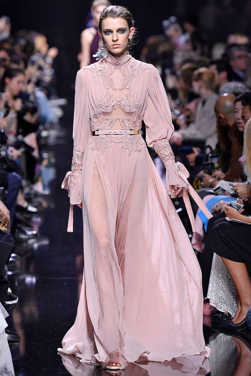ELIE SAAB, Paris | dress fashion | Pinterest | Elie saab, Vestido ...