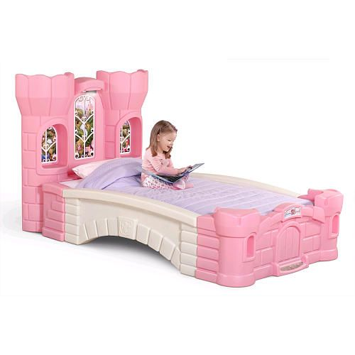 Step2 Princess Palace Twin Bed
