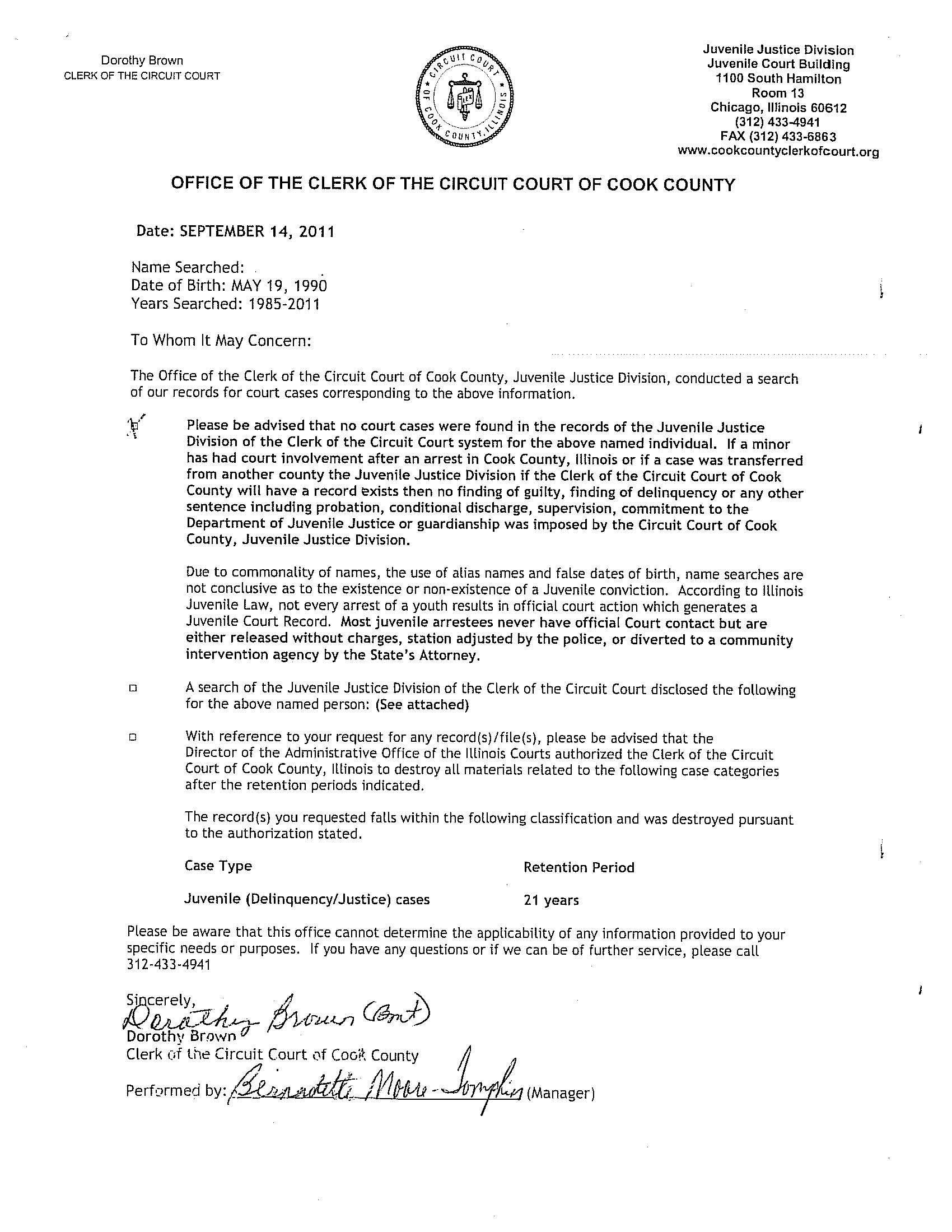 Best Photos Of Written Court Order Postal Order  Formal business